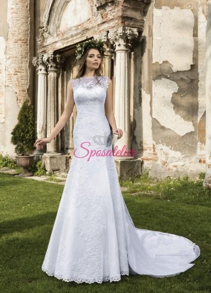 Nicolette- abiti da sposa online economici Italia vendita
