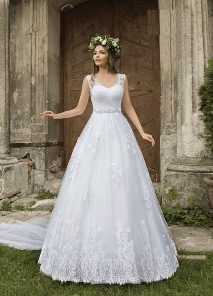 Yolanda- abiti da sposa online economici Italia vendita