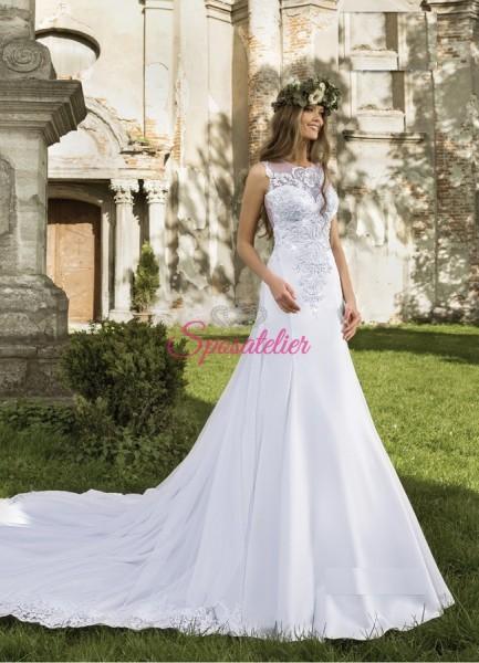 Ermynia- abiti da sposa online economici Italia vendita