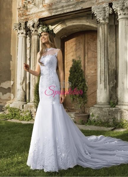 Brittney- abiti da sposa online economici Italia vendita