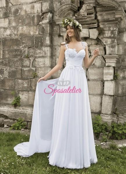 Wanilla- abiti da sposa online economici Italia vendita