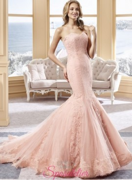 Taranto- vendita abiti da sposa online colorati economici Italia 797f7c2f8d0
