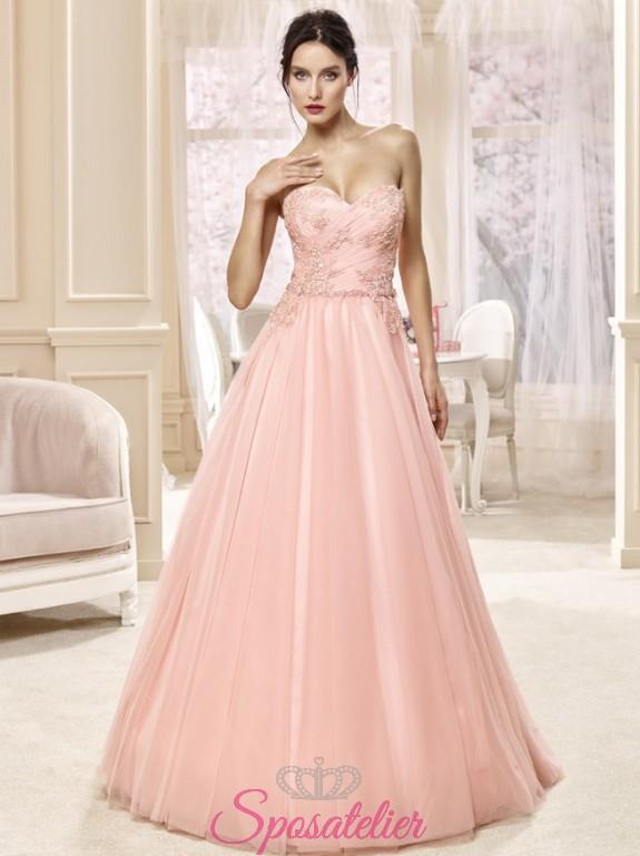 1a64c20bb7a1 Parma- vendita abiti da sposa online colorati economici Italia ...