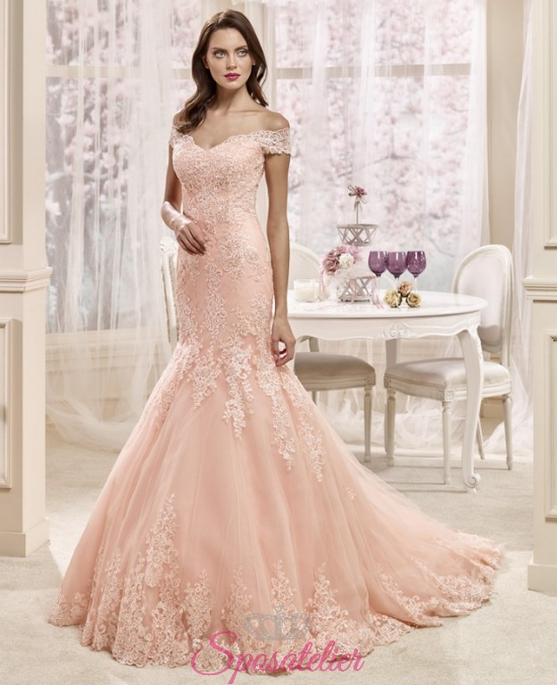 8431f0f72a48 palermo- vendita abiti da sposa online colorati economici Italia