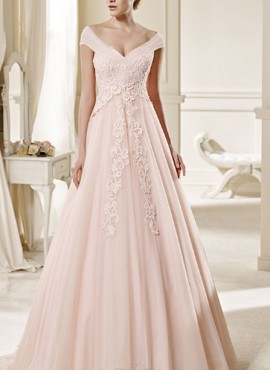 trieste- vendita abiti da sposa online colorati economici Italia a0631ed3c4a