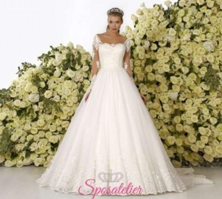 Alica-vendita abiti da sposa online Italia economici