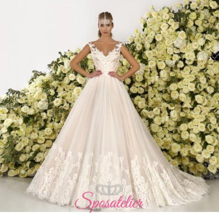 Aurora-vendita abiti da sposa online Italia economici