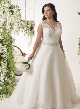 7b70ee8d81df siracusa- abiti da sposa taglie forti online economici Italia vendita