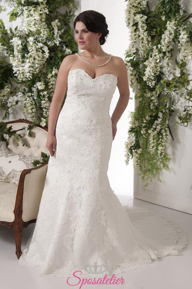 272ee084fd26 bolzano- abiti da sposa taglie forti economici su misura vendita online