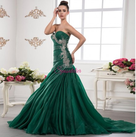 Verona- vendita abiti da sposa online colorati economici Italia