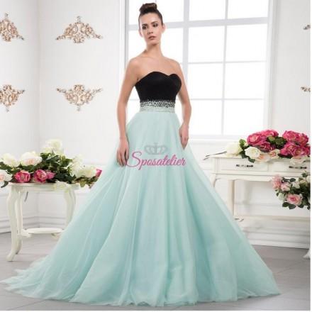 Matera-vendita abiti da sposa online colorati economici Italia