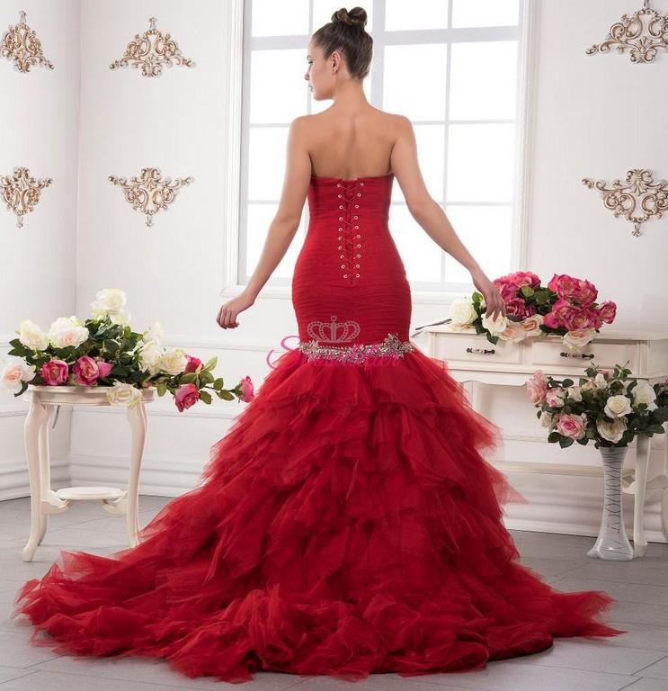 12a1400b5527 Bari – vendita abiti da sposa online colorati economici Italia. Vendita!