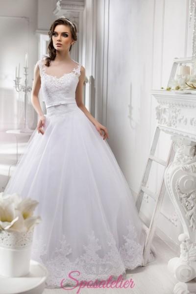 lucoli-vendita online Abiti da Sposa economici su misura