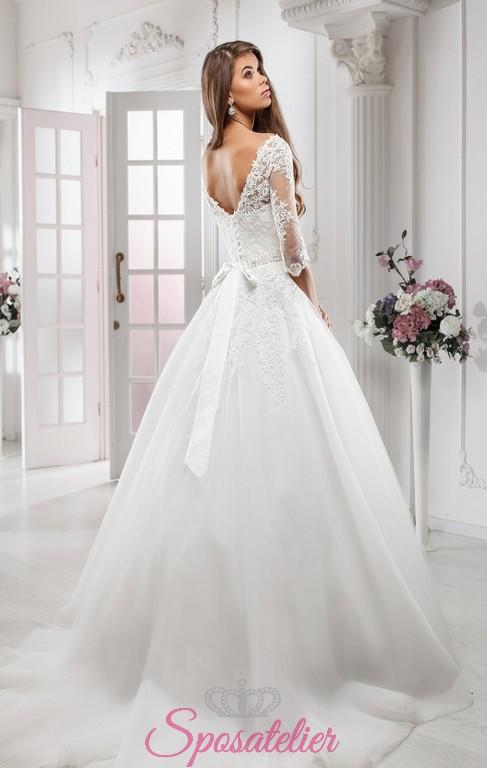 1bb99ac51b74 Abiti Da Sposa Su Misura ~ Sulmona vendita online abiti da sposa economici  su misura