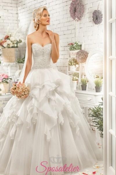 imperia-vendita online Abiti da Sposa economici su misura
