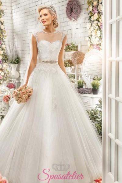 Lodi-vendita online Abiti da Sposa economici su misura