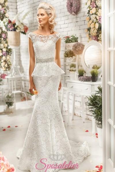 olbia-vendita online Abiti da Sposa economici su misura