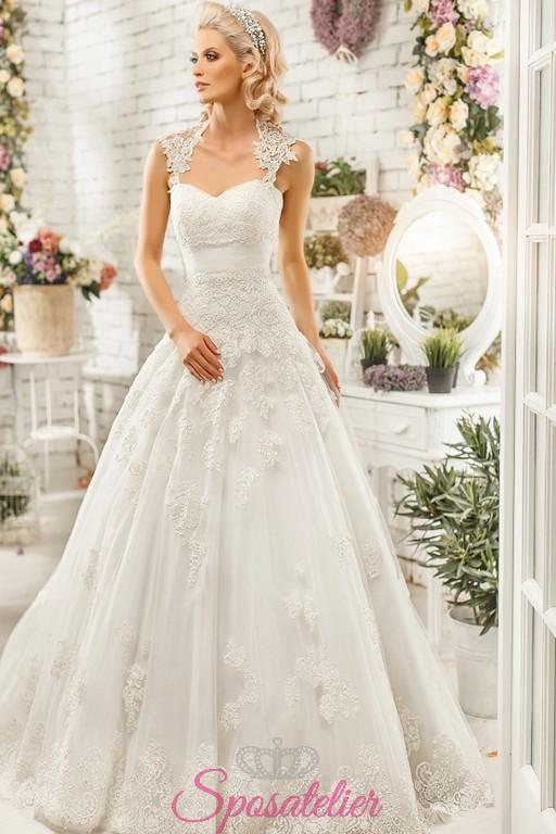 Scarpe Sposa Vigevano.Vigevano Vendita Online Abiti Da Sposa Economici Su Misurasposatelier