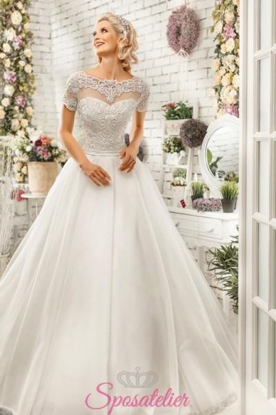 GUBBIO-vendita online Abiti da Sposa economici su misura