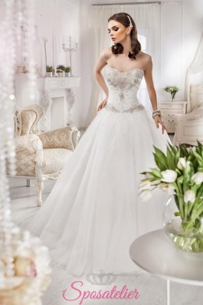 Ragusa-vendita online Abiti da Sposa economici su misura