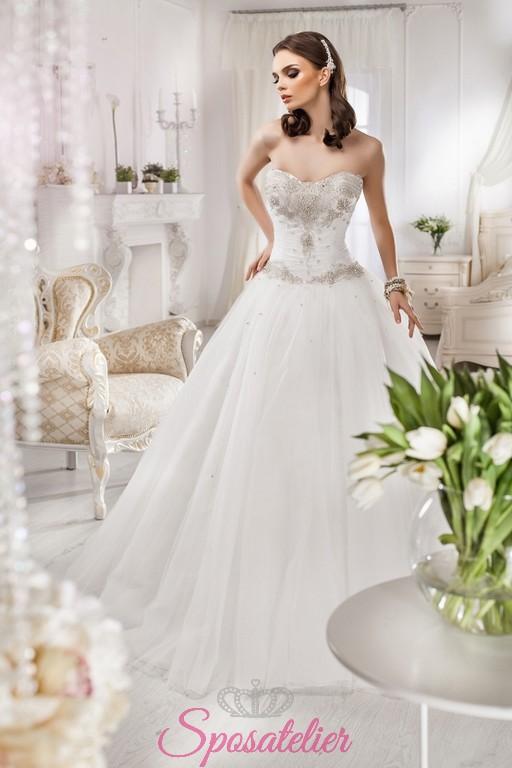 b473750c32e1 Abiti Da Sposa Su Misura ~ Ragusa vendita online abiti da sposa economici su