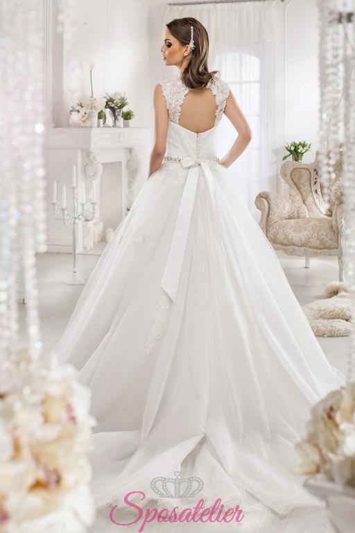 5fd4658ea362 Abiti Da Sposa Su Misura ~ Lucca vendita online abiti da sposa economici su