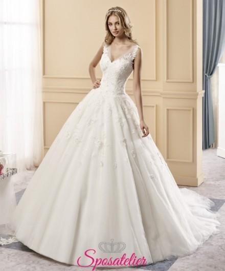 Umbria-vendita online Abiti da Sposa economici su misura