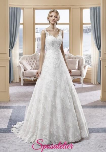 Barletta-vendita online Abiti da Sposa economici su misura