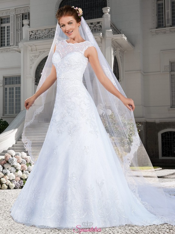 Vestiti Da Sposa Economici.Parma Vendita Online Abiti Da Sposa Economici Su Misura