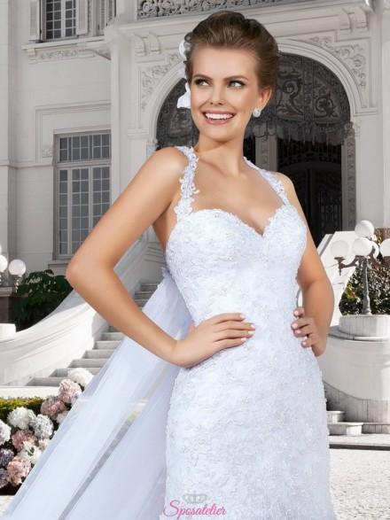 cesena-vendita online abiti da Sposa Economici su misura