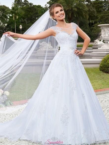 asti-vendita online Abiti da Sposa economici su misura