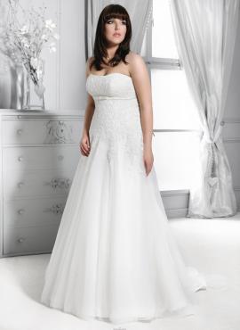 31008e1a196c Pistoia- abiti da sposa taglie forti online economici Italia vendita