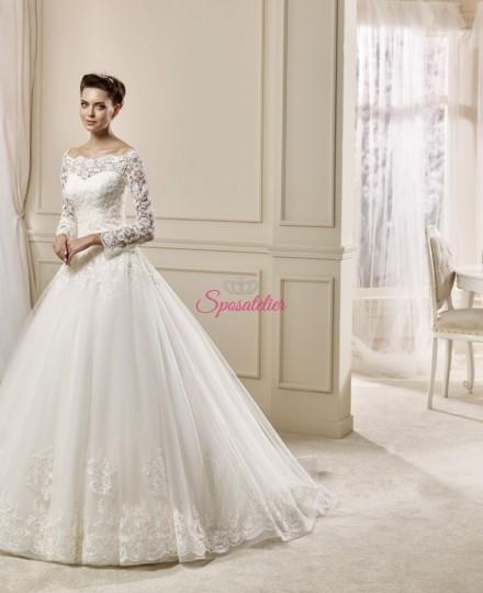 Jennia- abiti da sposa online economici Italiani vendita