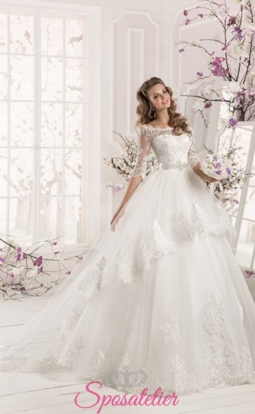 pelisha-vendita online Abiti da Sposa economici
