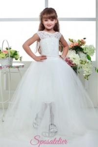 Abiti Prima Comunione online economici realizzati su misura vestiti cerimonia bambine damigelle (12)