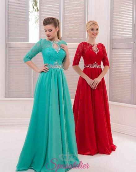 lina-vendita online abiti da cerimonia economici