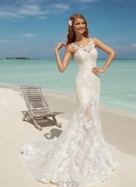 siderno-vendita online Abiti da Sposa economici