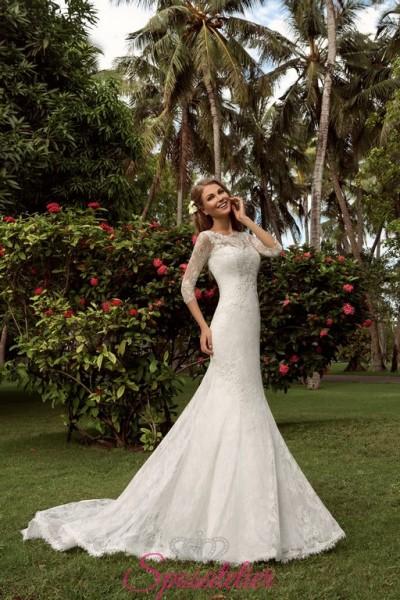 capua-vendita online Abiti da Sposa economici