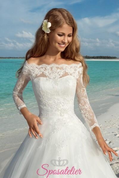 altavilla-vendita online Abiti da Sposa economici