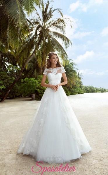 scafati-vendita online Abiti da Sposa economici