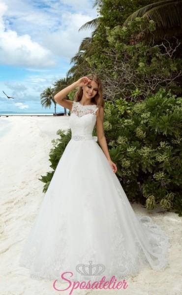 portigliola-vendita online Abiti da Sposa economici