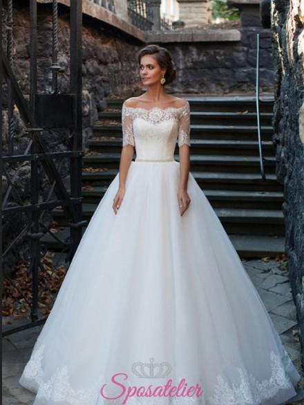 La Thuile-vendita online Abiti da Sposa economici su misura Italia