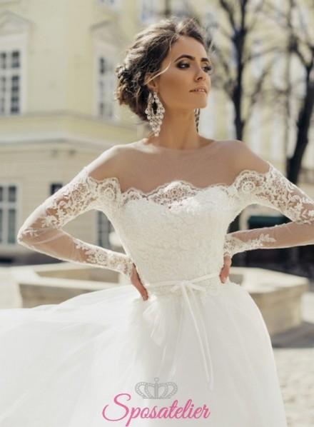 PADOVA-vendita online Abiti da Sposa economici su misura Italia