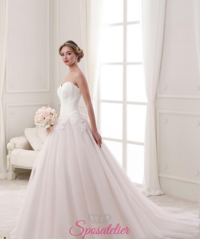 Abiti Da Cerimonia Economici On Line ~ Gorizia vendita online abiti da  sposa economici su misura a4d459218c5