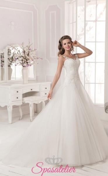 irenita-vendita online Abiti da Sposa economici