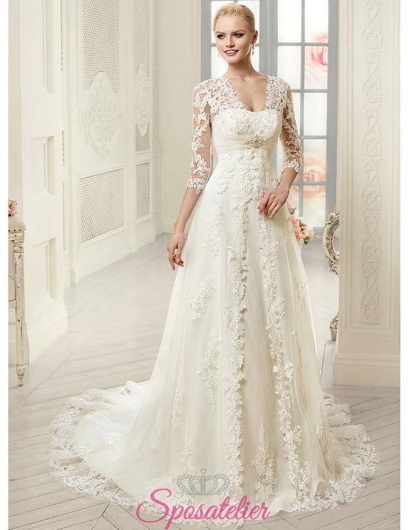 4feff61bfa kendY-abiti da sposa acquisto online italia pagamento alla consegna