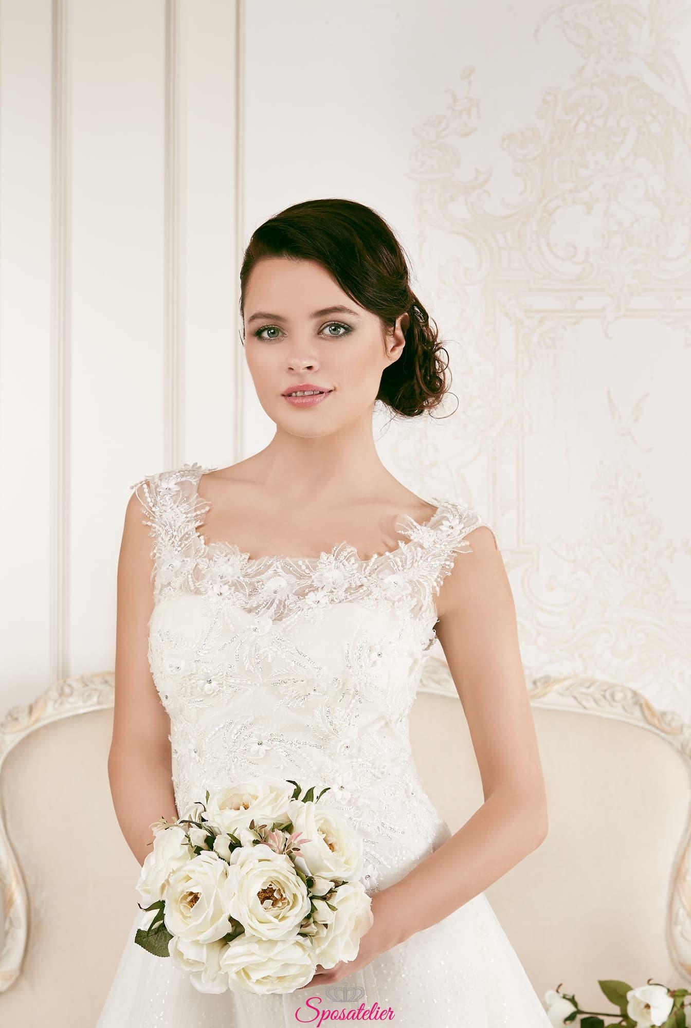 Matrimonio In Spiaggia Italia : Nikla abito da sposa corto vintage online economico per