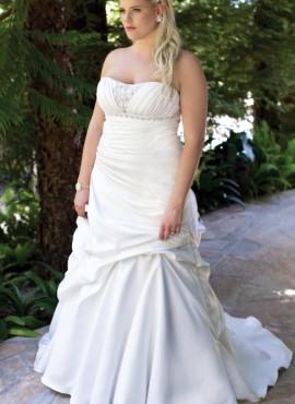abiti da sposa online economici realizzati su