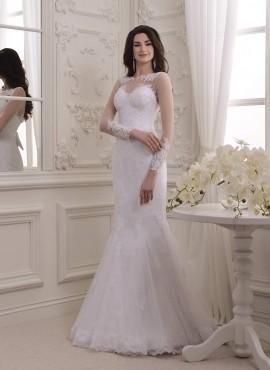 Abiti da sposa matrimonio civile economici online su misura ... a22f8587bd2