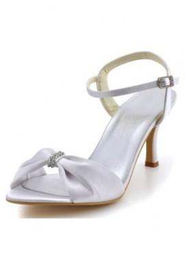 Scarpe da sposa online economiche tacco comodo